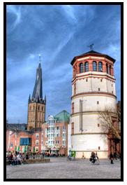 Restaurants und Hotels in Düsseldorf Altstadt