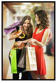 Mode und Shopping in Düsseldorf